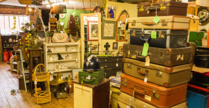 Vintage Furnishings A Matchless Possession