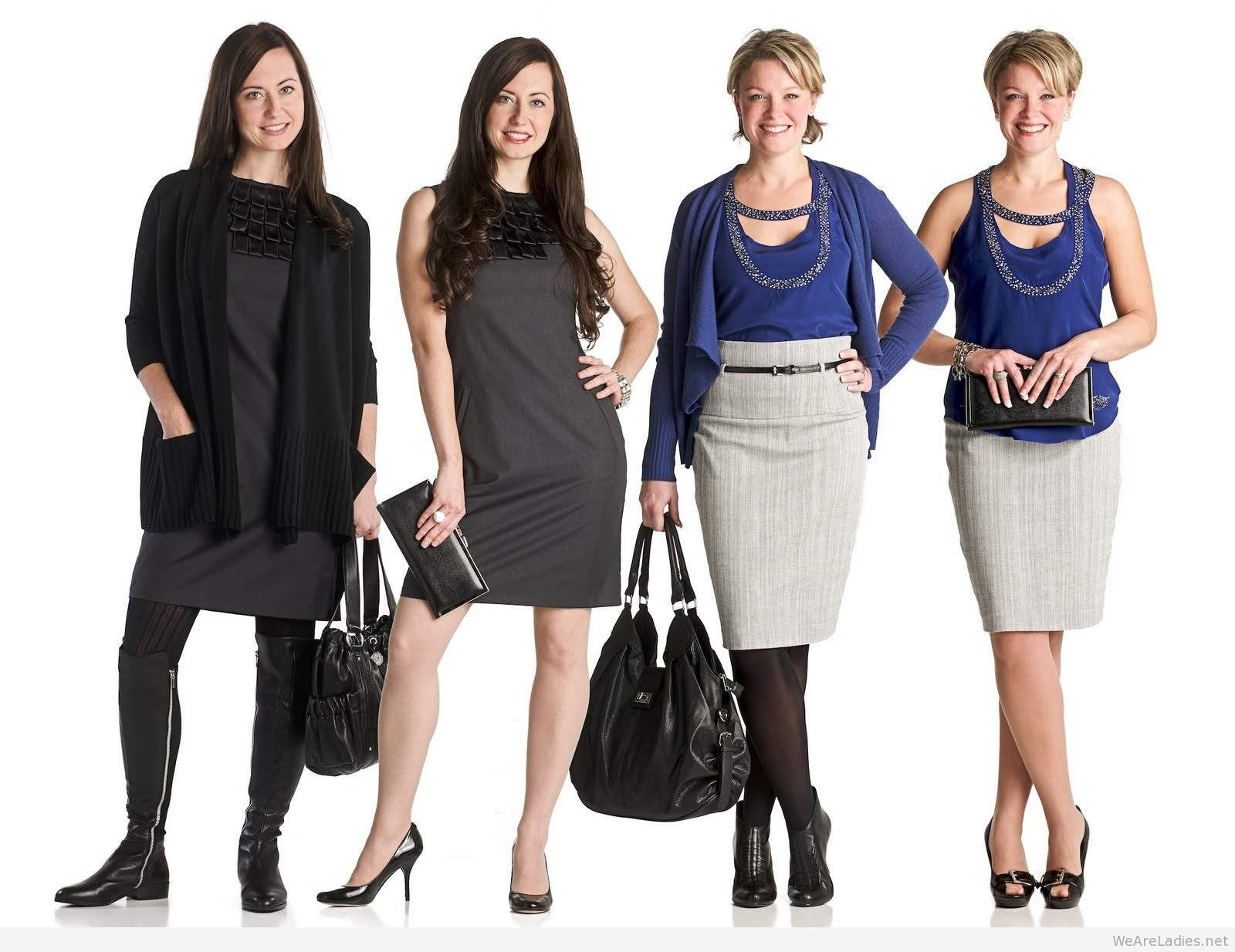 High Waist Pencil Skirts for the Professional Plus Sized Woman